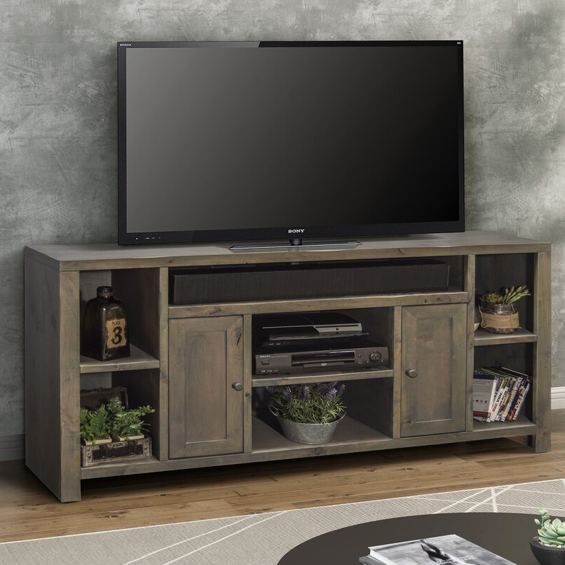 """Greyleigh Columbia Tv Stand For Tvs Up To 70"""" & Reviews Throughout Broward Tv Stands For Tvs Up To 70"""" (View 1 of 20)"""