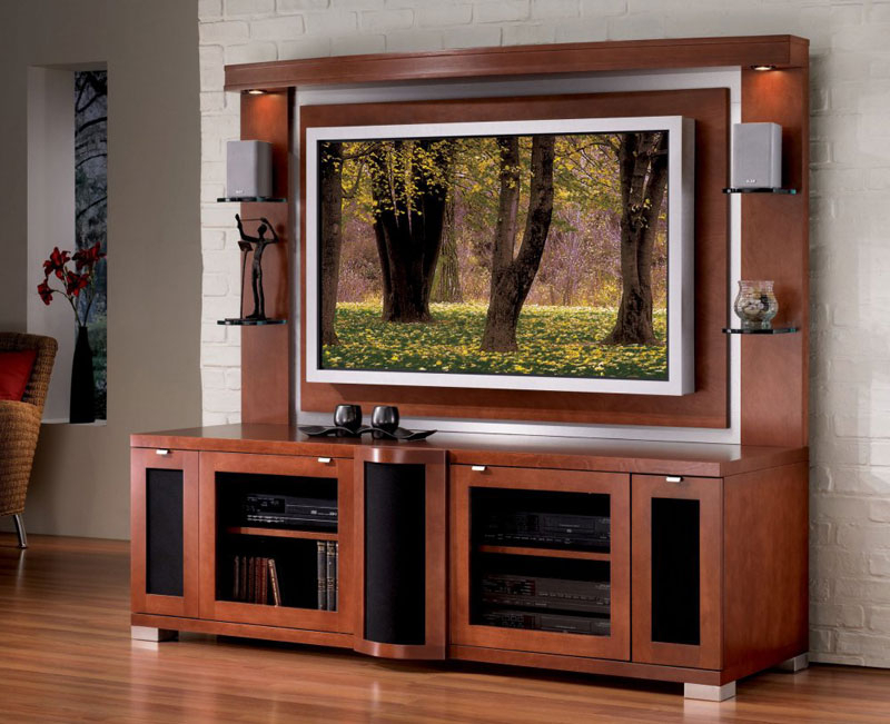 High Quality Tv Stand Designs   Sweet Home Design With Regard To Tv Stands With Drawer And Cabinets (View 14 of 20)