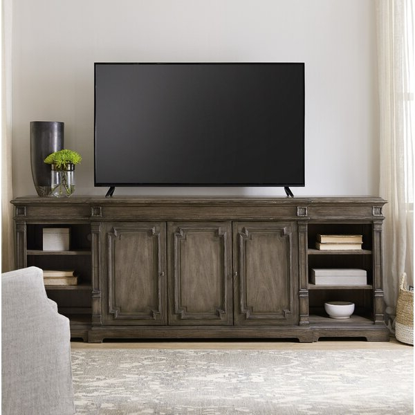 """Hooker Furniture Tv Stand For Tvs Up To 88"""" 