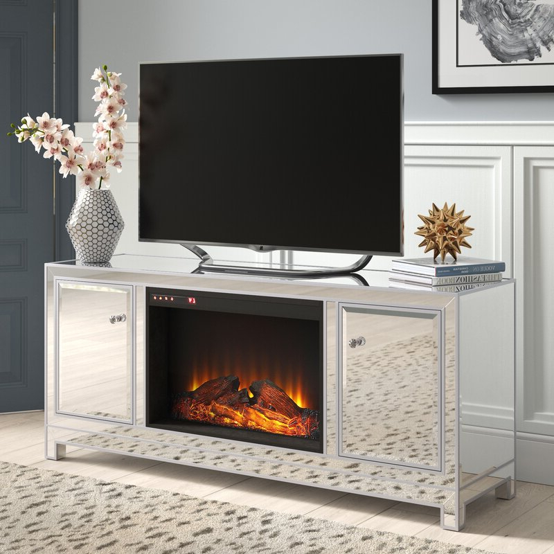 """House Of Hampton® Laylah Tv Stand For Tvs Up To 70"""" With Pertaining To Kinsella Tv Stands For Tvs Up To 70"""" (View 16 of 20)"""