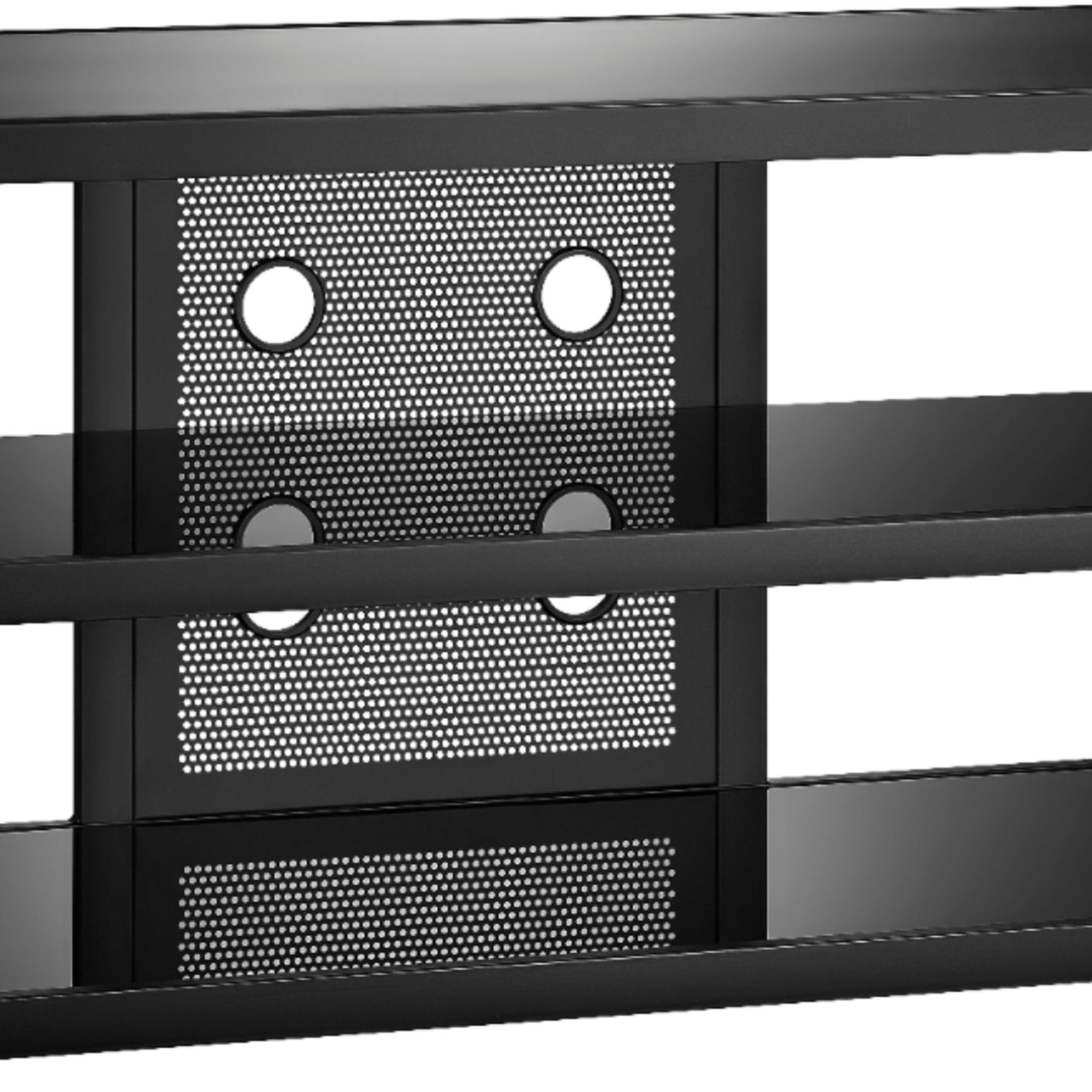 """Insignia™ Tv Stand For Most Tvs Up To 65"""" Black Ns Hmg1856 Within Jowers Tv Stands For Tvs Up To 65"""" (View 18 of 20)"""