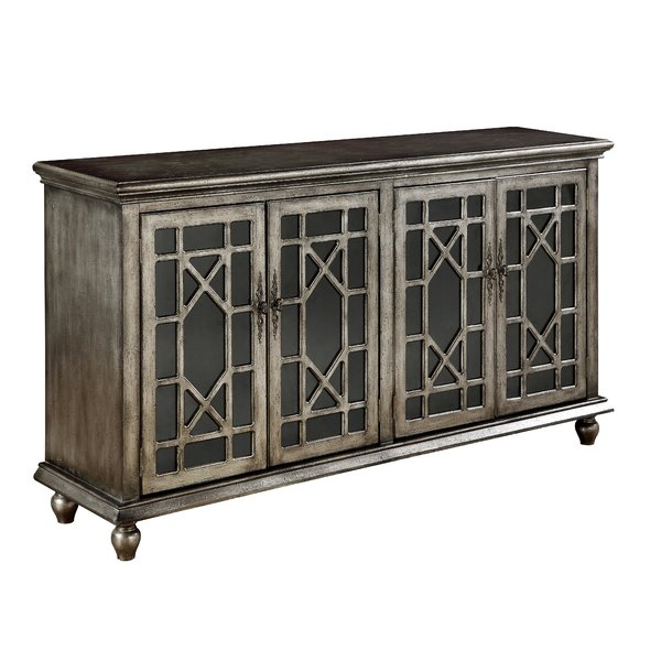 """Ira Tv Stand For Tvs Up To 78"""" & Reviews   Joss & Main With Compton Ivory Extra Wide Tv Stands (View 10 of 20)"""