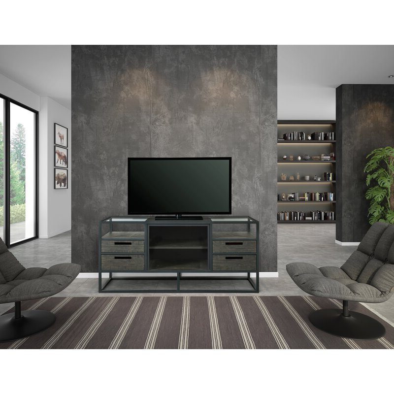 """Ivan Tv Stand For Tvs Up To 75 Inches 