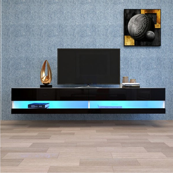 """Ivy Bronx Cosima Floating Tv Stand For Tvs Up To 50"""" 