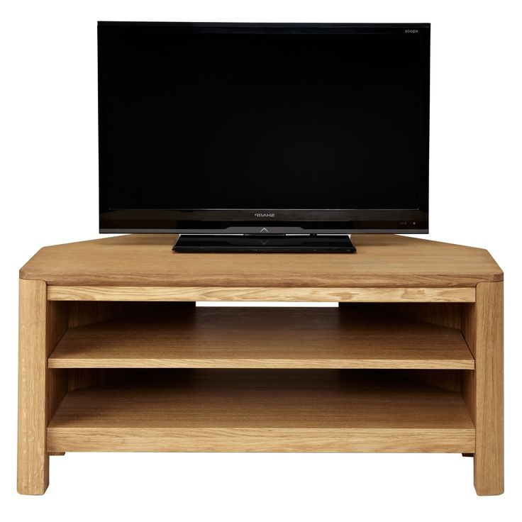 """John Lewis & Partners Seymour Corner Tv Stand For Tvs Up With Orrville Tv Stands For Tvs Up To 43"""" (View 16 of 20)"""