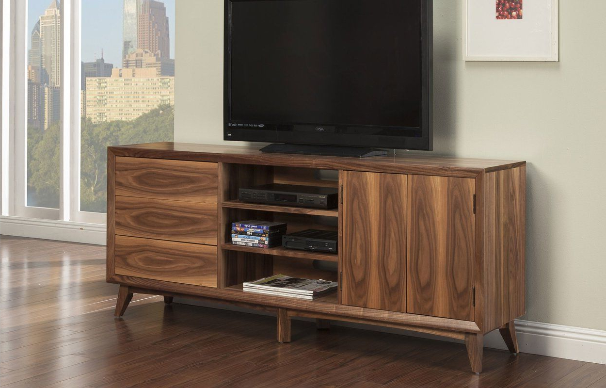 """Karp Tv Stand For Tvs Up To 85"""" 
