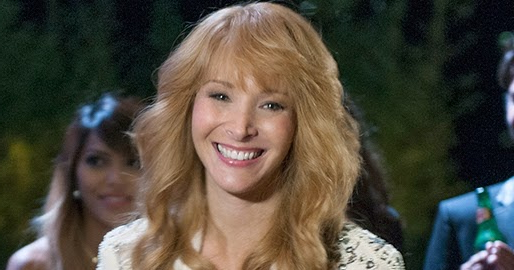 """Kenneth In The (212): And The Emmy Goes To  Lisa Kudrow Throughout Lisa Marie Tv Stands For Tvs Up To 65"""" (View 8 of 20)"""