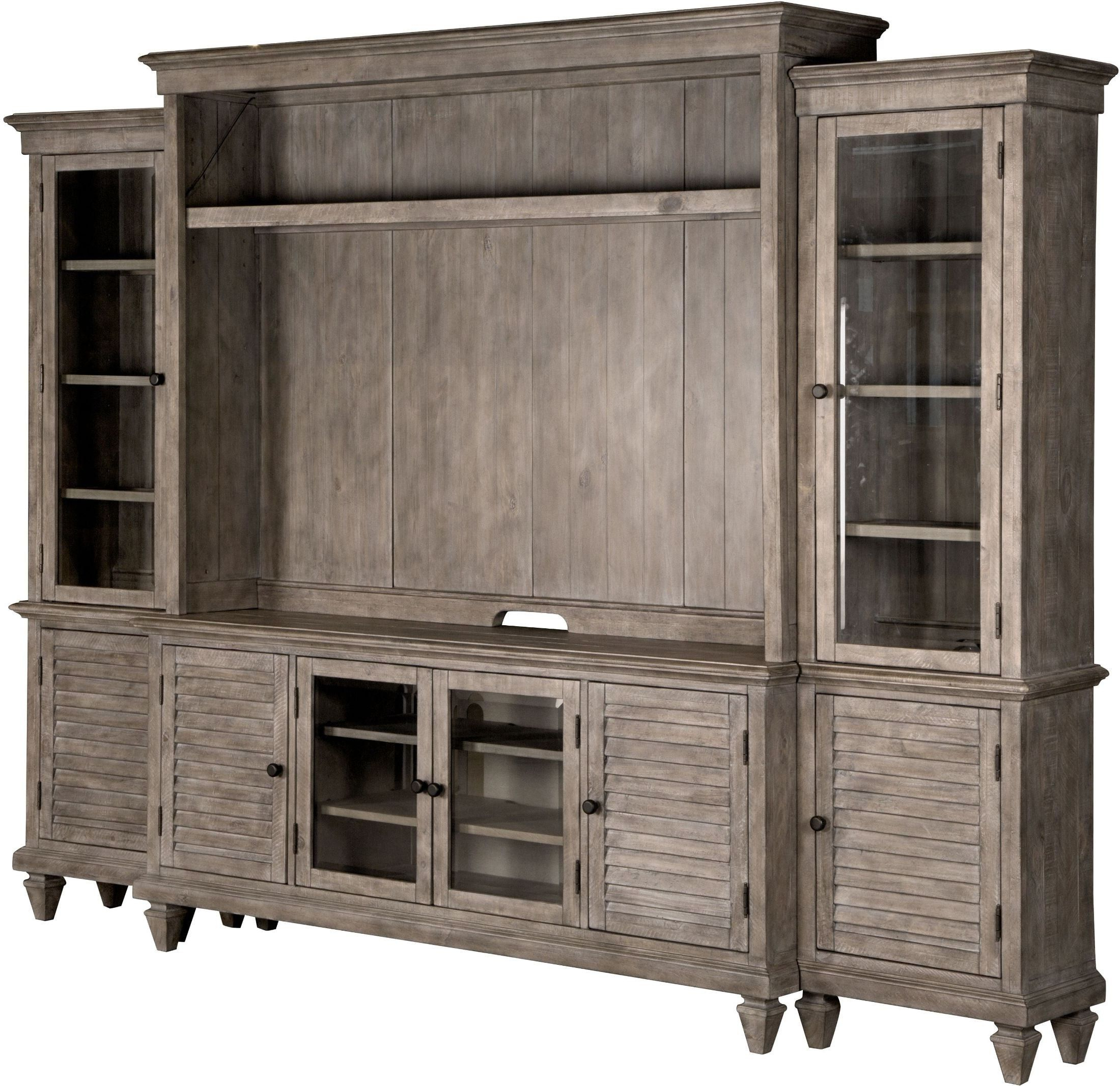 Lancaster Dove Tail Grey Entertainment Wall In 2020 In Penelope Dove Grey Tv Stands (View 8 of 20)