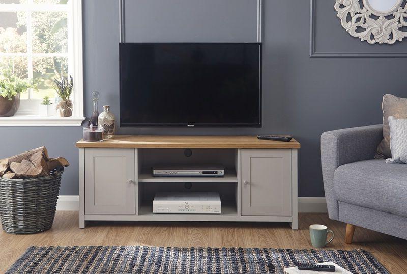 Lancaster Large Tv Cabinet   Large Tv Cabinet, Living Room Throughout Lancaster Corner Tv Stands (View 9 of 20)