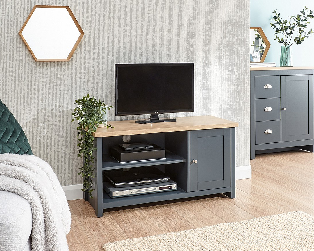 Lancaster Small Tv Unit For Lancaster Large Tv Stands (View 5 of 20)