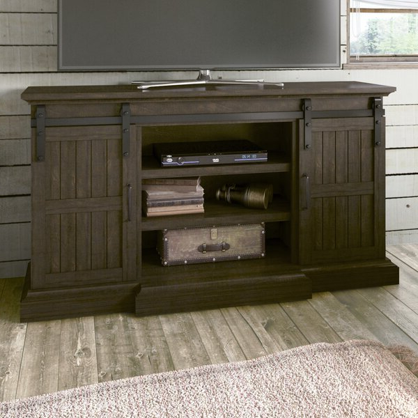 """Laurel Foundry Modern Farmhouse Rhiannon Tv Stand For Tvs With Lorraine Tv Stands For Tvs Up To 70"""" (View 16 of 20)"""