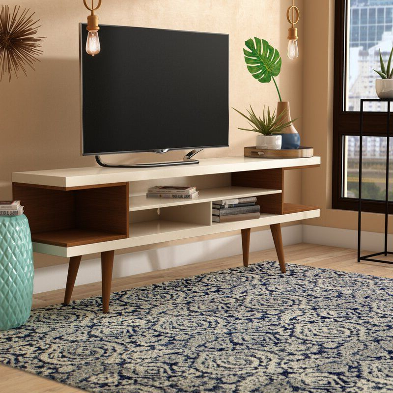 """Lemington Tv Stand For Tvs Up To 78"""" In 2020 Regarding Grandstaff Tv Stands For Tvs Up To 78"""" (View 16 of 20)"""