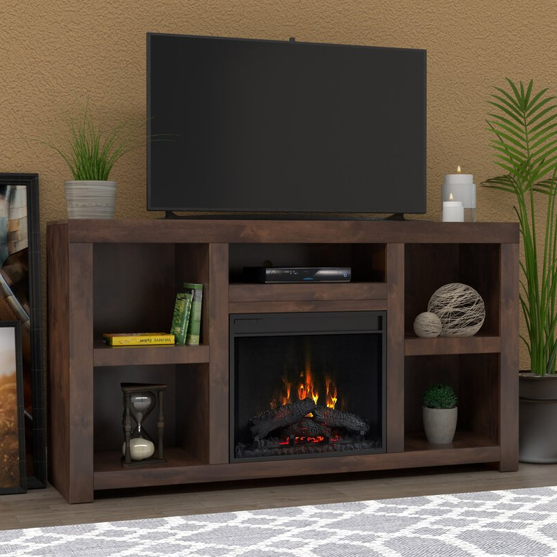 """Loon Peak Belle Isle Tv Stand For Tvs Up To 65"""" With Within Calea Tv Stands For Tvs Up To 65"""" (View 14 of 20)"""