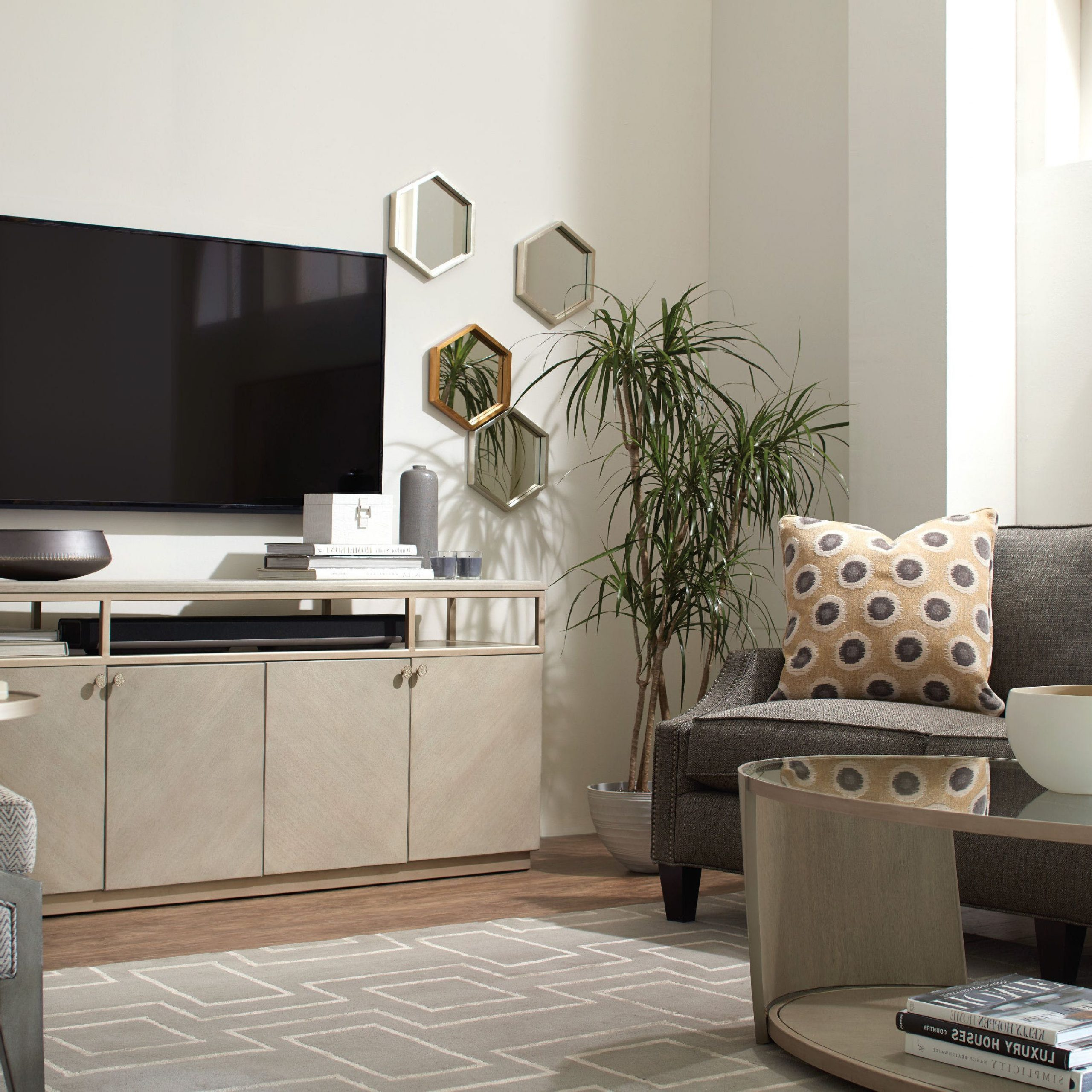 Luxe Designs Tv Stand   Lxd60915490936ltwd With Lucy Cane Grey Wide Tv Stands (View 17 of 20)
