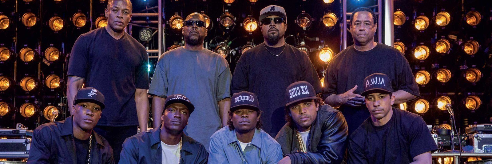 M Net – What You Need To Know About Straight Outta Compton Pertaining To Compton Ivory Large Tv Stands (View 14 of 20)