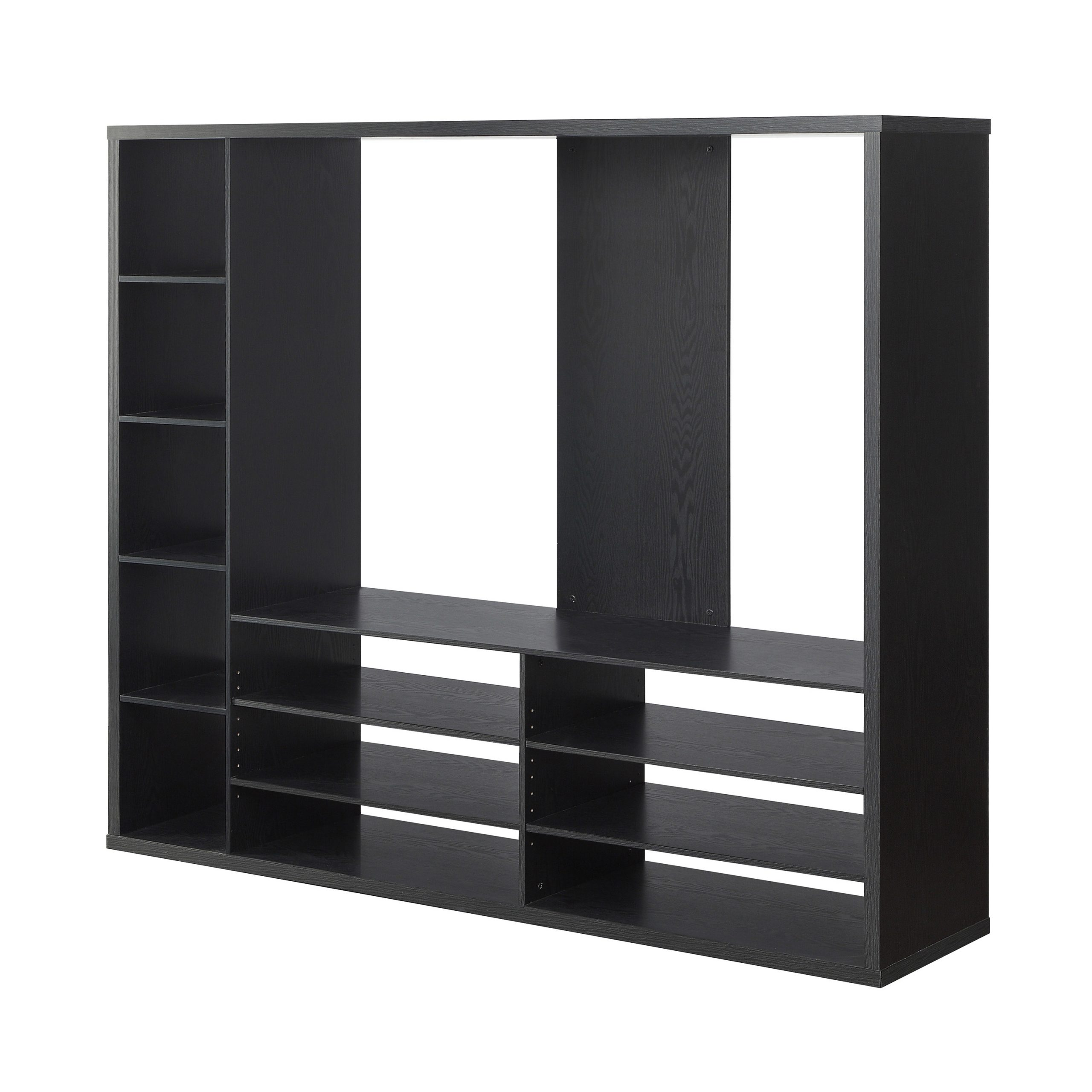 Mainstays Entertainment Center For Tvs Up To 55″, Ideal Tv For Mainstays Parsons Tv Stands With Multiple Finishes (View 12 of 20)