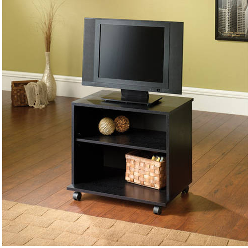 """Mainstays Tv Stand For Tvs Up To 55"""", Multiple Finishes Pertaining To Mainstays Tv Stands For Tvs With Multiple Colors (View 5 of 20)"""