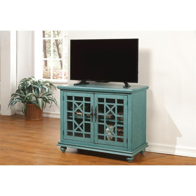 """Martin Svensson Home Jules Small Spaces 38"""" Tv Stand Intended For Jule Tv Stands (View 2 of 20)"""