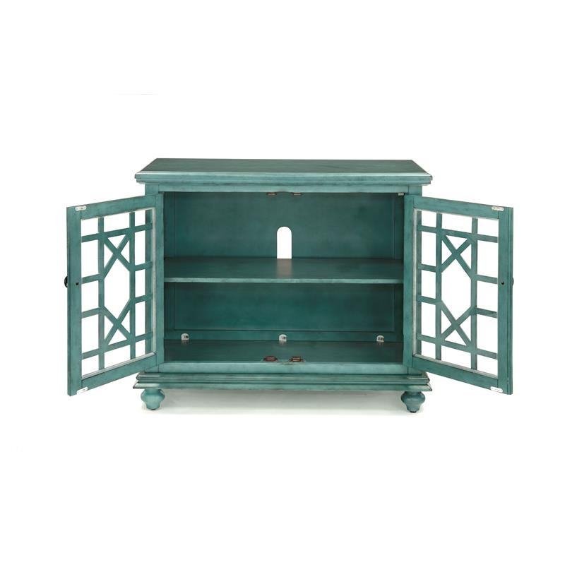 """Martin Svensson Home Jules Small Spaces 38"""" Tv Stand Pertaining To Jule Tv Stands (View 1 of 20)"""