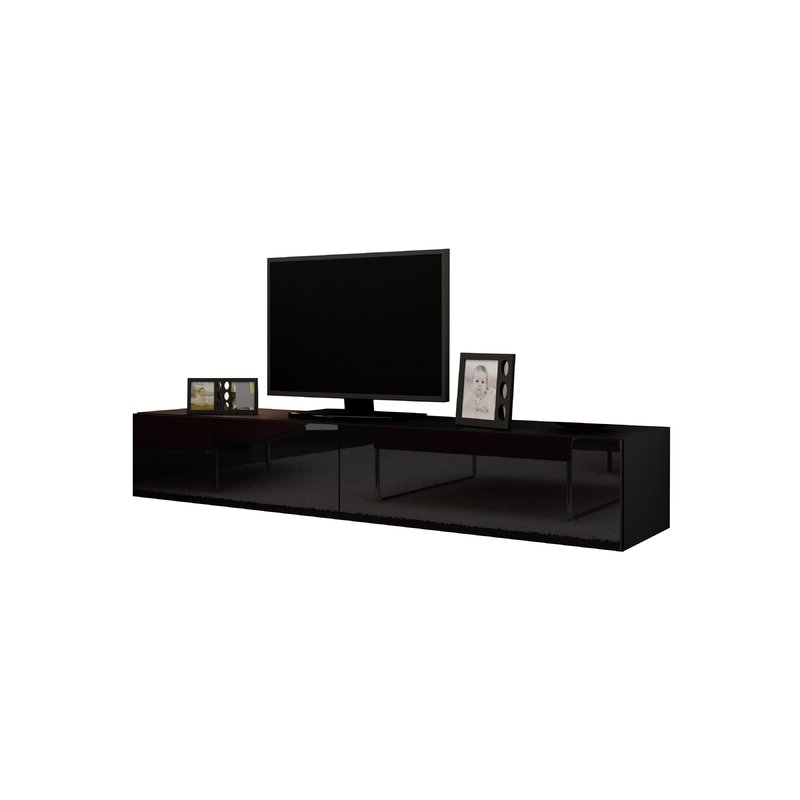 """Metro Lane Steck Tv Stand For Tvs Up To 78""""   Wayfair.co (View 17 of 20)"""