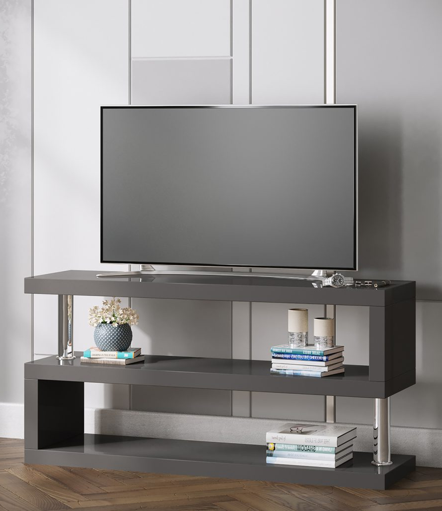 Miami Tv Stand – Aspire Furnishing Pertaining To Casablanca Tv Stands (View 7 of 20)