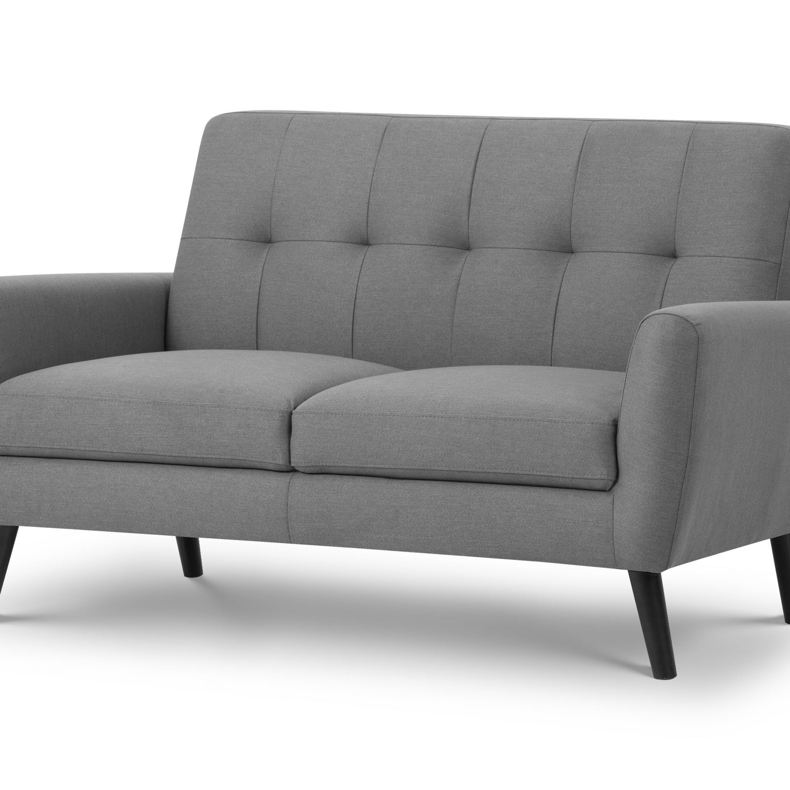 Monza 2 Seater Compact Retro Sofa – Flanagans Furniture Within Monza Tv Stands (View 17 of 20)