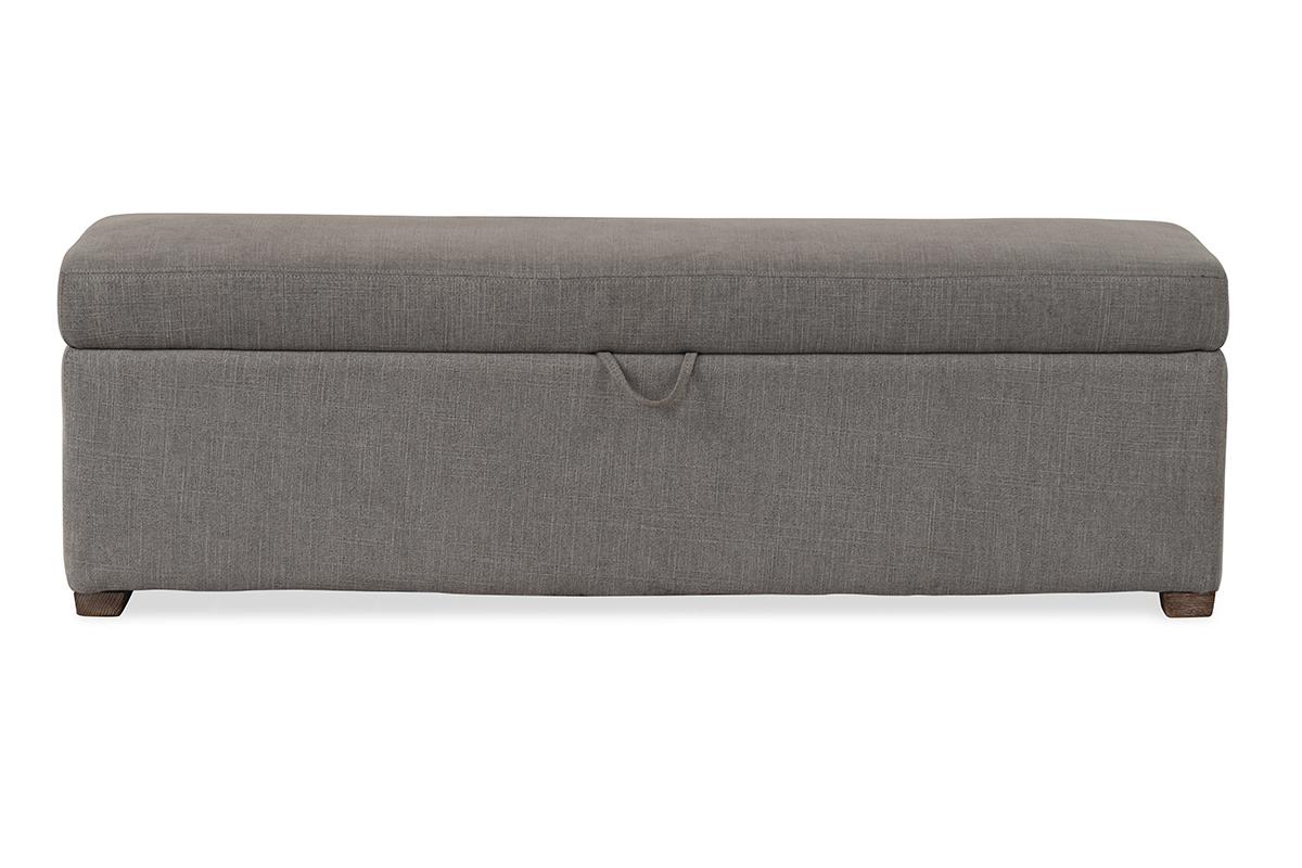 Monza Storage Box Grey Linen – Michael Murphy Home Furnishing Regarding Monza Tv Stands (View 15 of 20)