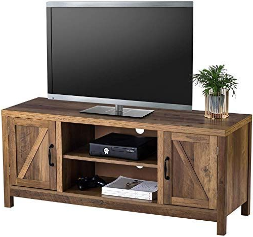 New Choochoo Rustic Tv Stand, Barnwood Entertainment Intended For Tv Stands In Rustic Gray Wash Entertainment Center For Living Room (View 3 of 20)