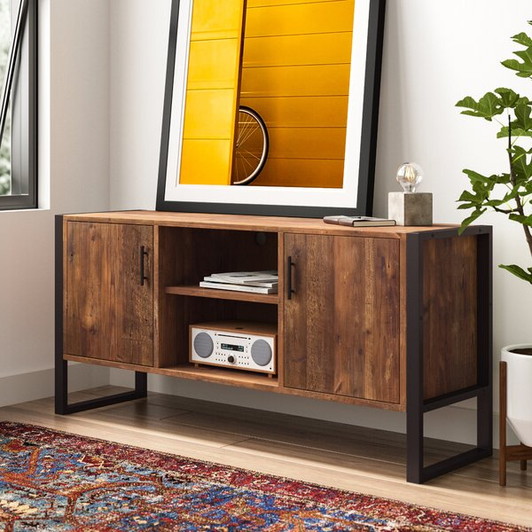 """Norah Solid Wood Tv Stand For Tvs Up To 65 Inches In Paulina Tv Stands For Tvs Up To 32"""" (View 18 of 20)"""