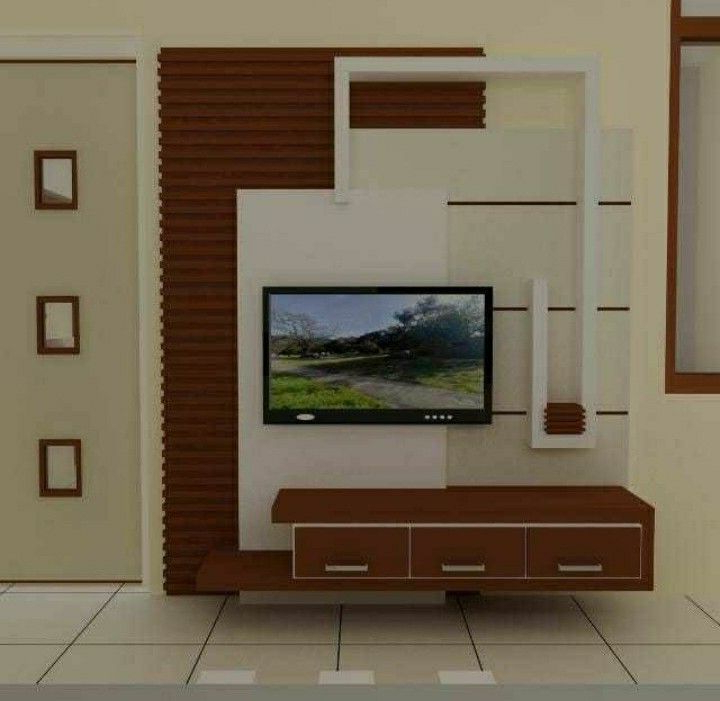 Nyyccc | Wall Tv Unit Design, Tv Unit Furniture Design, Tv Within Priya Tv Stands (View 7 of 20)