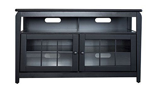 "Offex 48 | Tv Stand, Red Barrel Studio, Hokku Designs With Basie 2 Door Corner Tv Stands For Tvs Up To 55"" (View 3 of 20)"