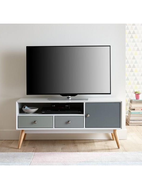 Orla Retro Tv Unit – Fits Up To 50 Inch Tv   Tv Unit Within Owen Retro Tv Unit Stands (View 14 of 20)