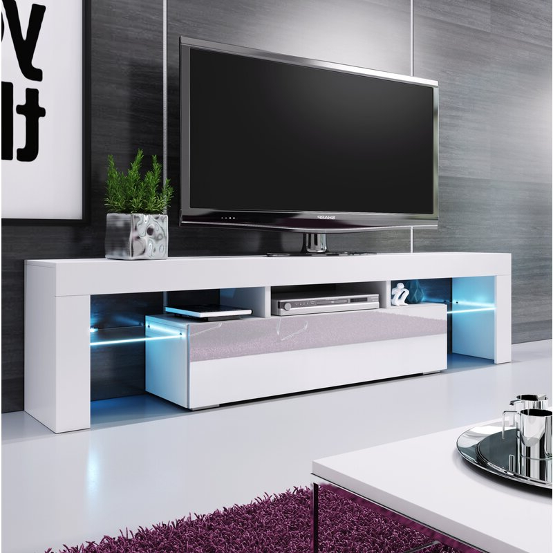 """Orren Ellis Lumini Tv Stand For Tvs Up To 70"""" 