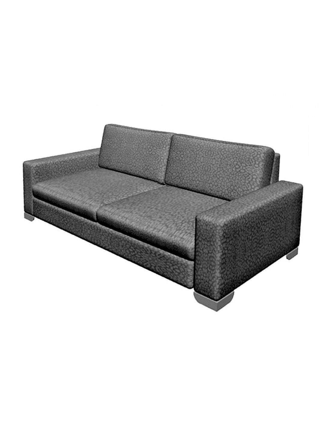 Orson 100 2 Seater Sofa , Upholstery: Without Fabric Pertaining To Orsen Tv Stands (View 4 of 20)