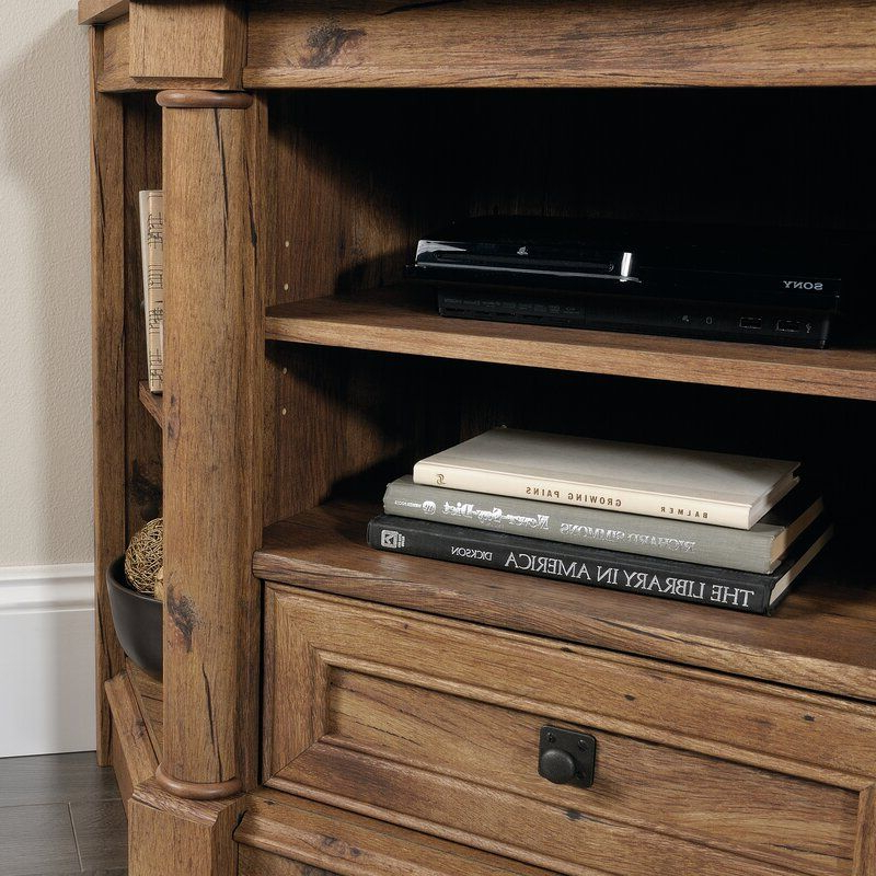 """Orviston Corner Tv Stand For Tvs Up To 60"""" In 2020 Within Corner Tv Stands For Tvs Up To 60"""" (View 12 of 20)"""