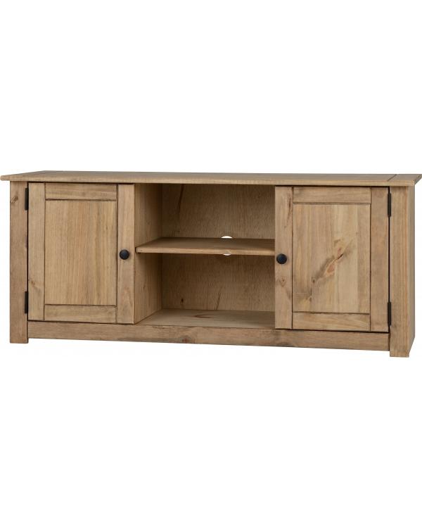 Panama 2 Door 1 Shelf Flat Screen Tv Unit – Jb Furniture Intended For Panama Tv Stands (View 14 of 20)
