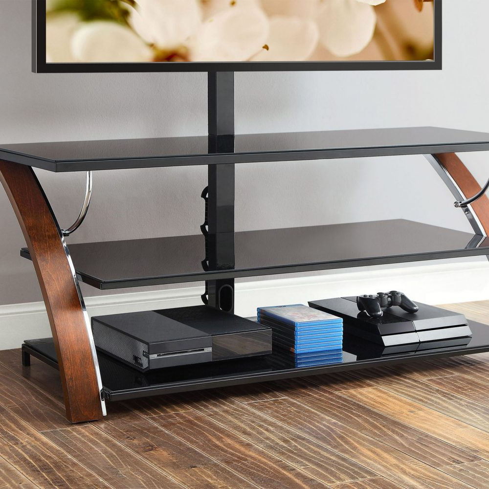 Payton 3 In 1 Tv Stand – Whalen With Regard To Whalen Payton 3 In 1 Flat Panel Tv Stands With Multiple Finishes (View 4 of 20)