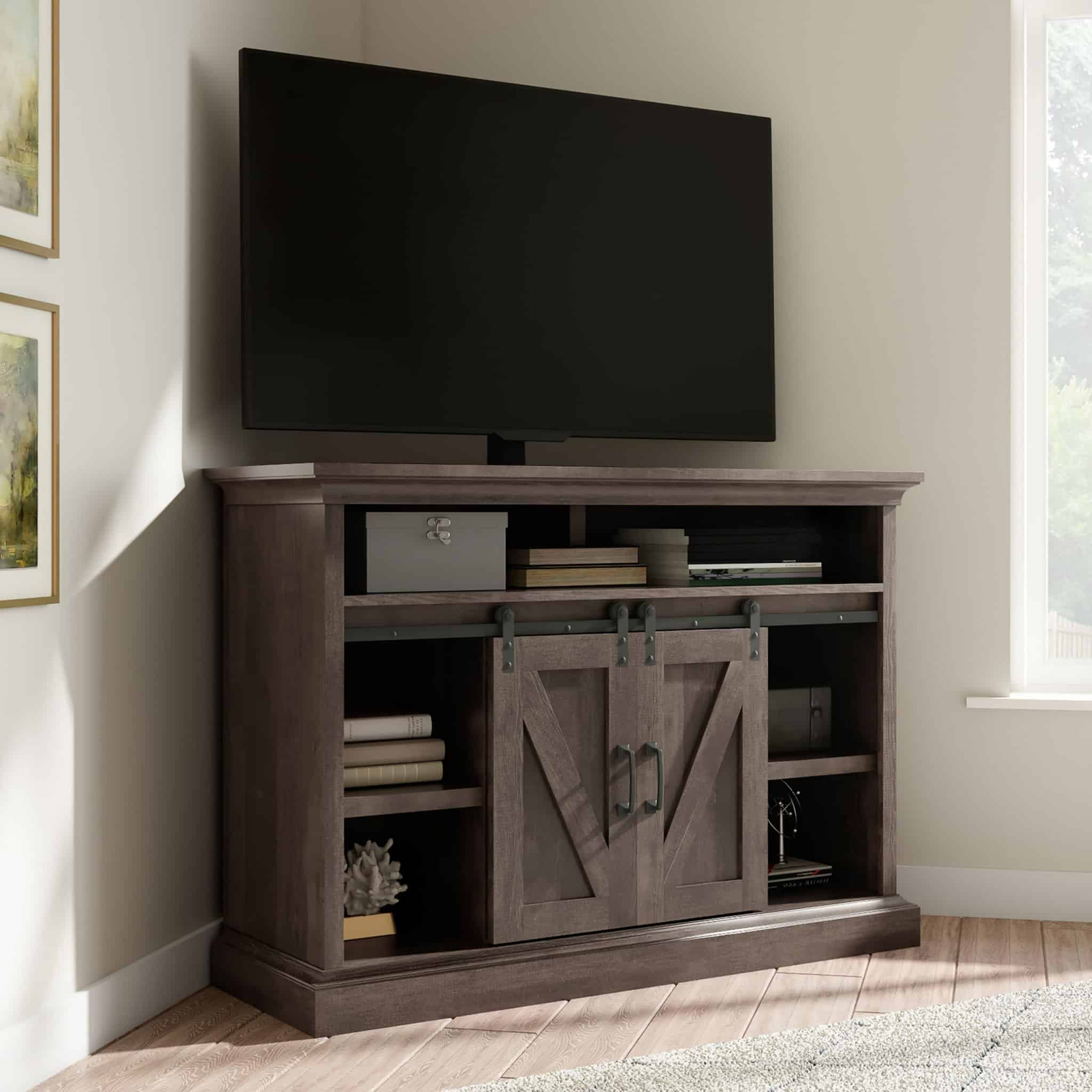 Payton 3 In 1 Tv Stand – Whalen Within Whalen Payton 3 In 1 Flat Panel Tv Stands With Multiple Finishes (View 6 of 20)