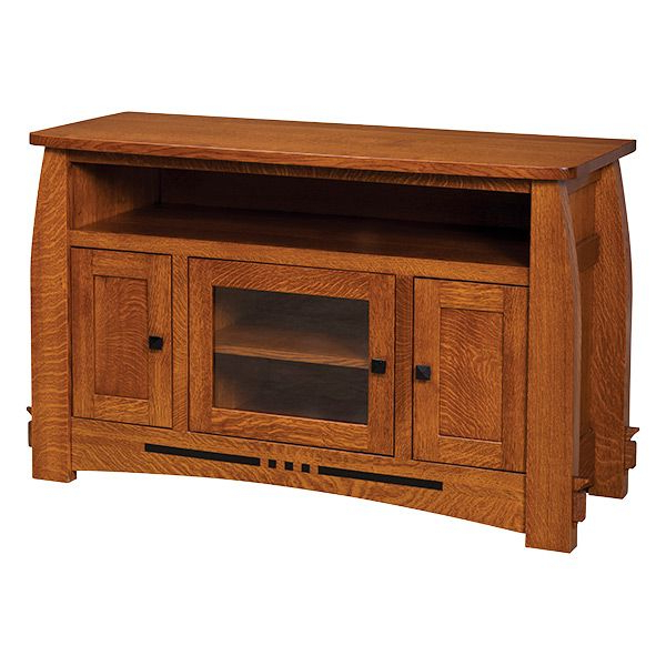 Pin On Craftsman In Canyon Oak Tv Stands (View 3 of 20)