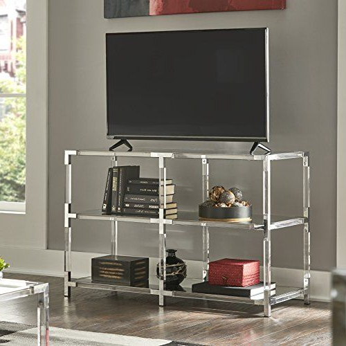 Pin On Tables For Conrad Metal/glass Corner Tv Stands (View 17 of 20)