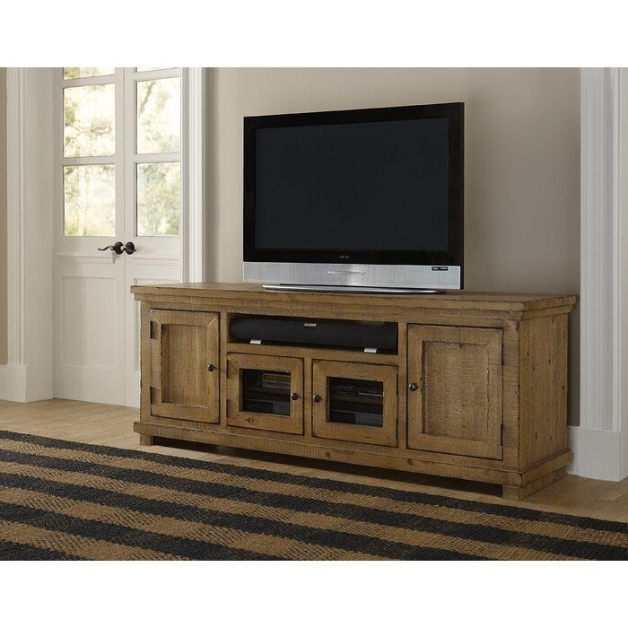 """Pineland Tv Stand For Tvs Up To 78"""" In 2020 Pertaining To Grandstaff Tv Stands For Tvs Up To 78"""" (View 10 of 20)"""