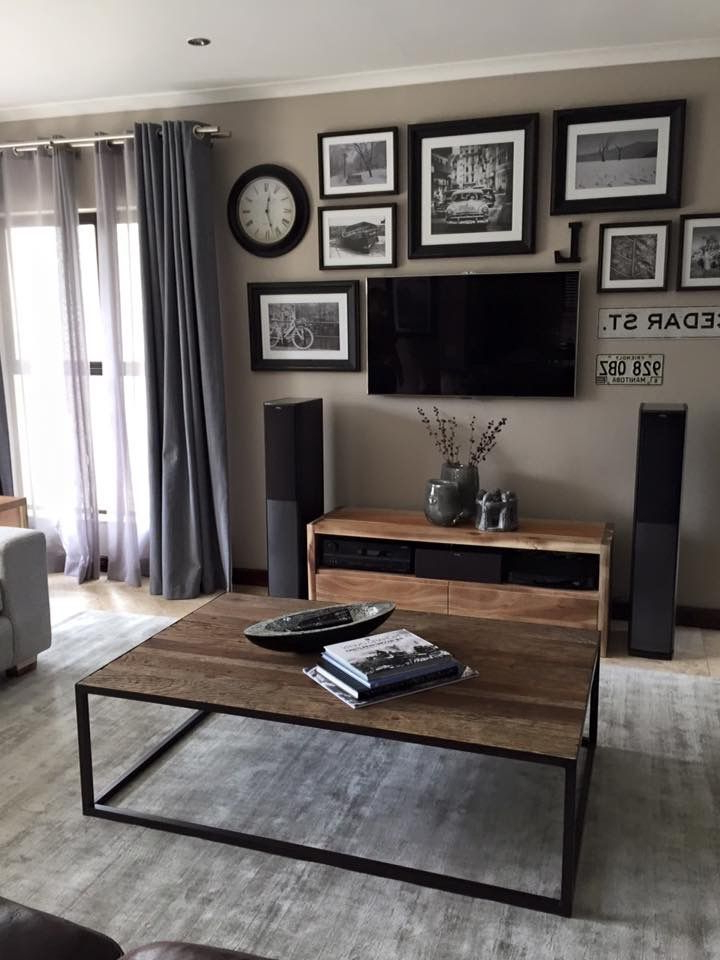 Pinisabel Barends On Decor Ideas   Home Decor, Decor, Wall Regarding Better Homes & Gardens Herringbone Tv Stands With Multiple Finishes (View 13 of 20)