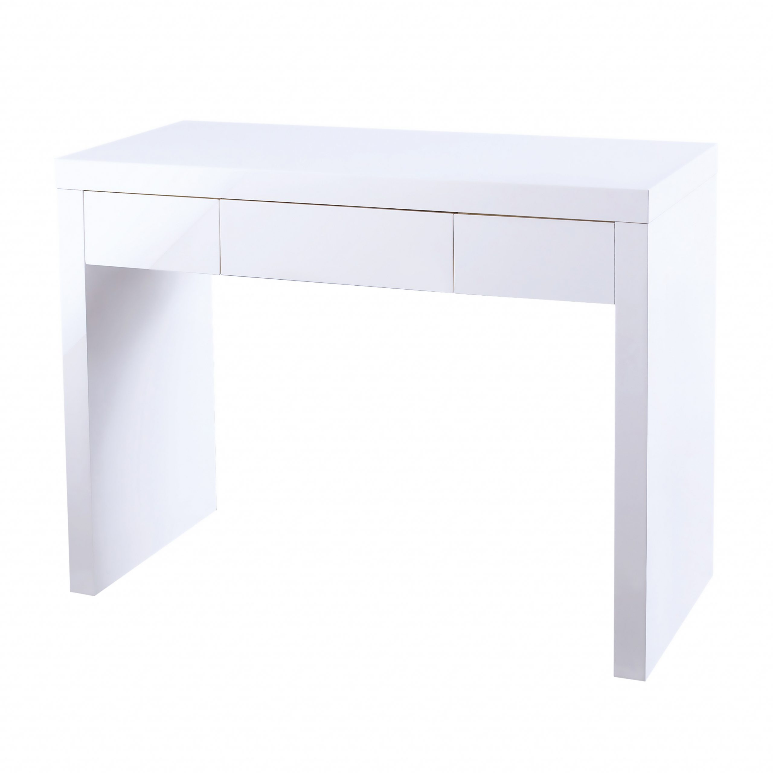 Puro Dressing Table White | Lpd Furniture Inside Puro White Tv Stands (View 1 of 20)
