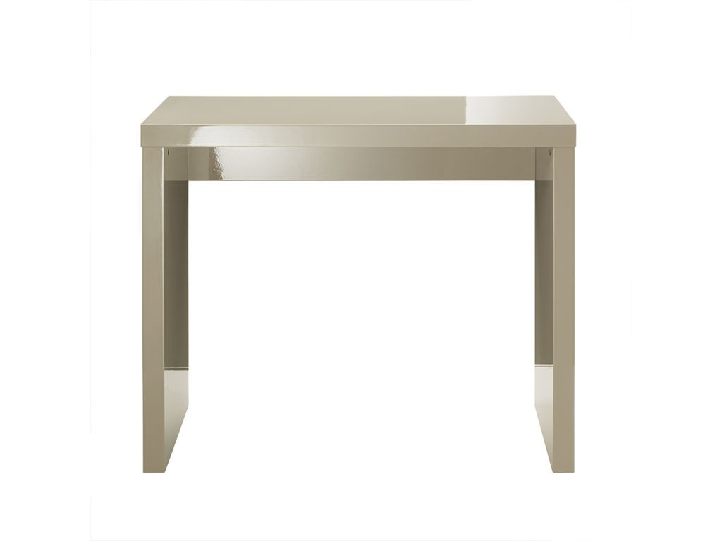 Puro Stone High Gloss Console Table With Regard To Puro White Tv Stands (View 4 of 20)