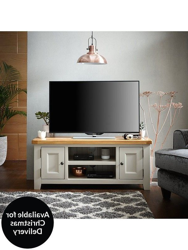 Ready Assembled Grey Living Room Furniture – Dlivingroomku With Bromley Slate Tv Stands (View 6 of 20)