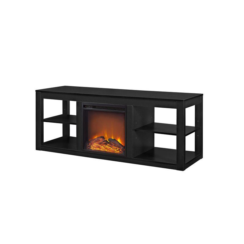 """Rickard 59"""" Tv Stand With Fireplace 