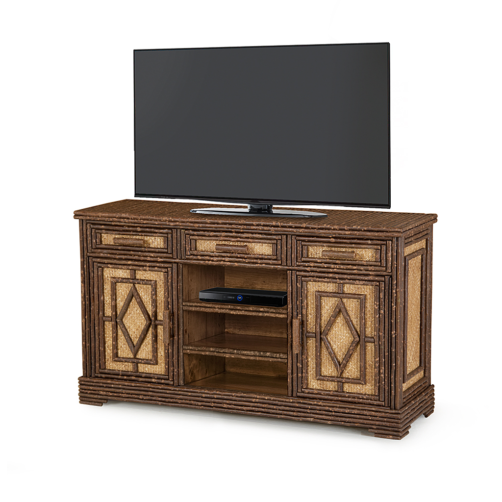 Rustic Tv Cabinet   La Lune Collection With Tv Stands With Drawer And Cabinets (View 7 of 20)