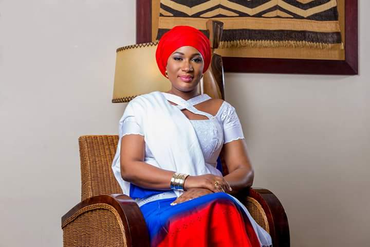 Samira Bawumia Turns 37, Gets Well Wishes From Rebecca For Samira Tv Stands (View 16 of 20)