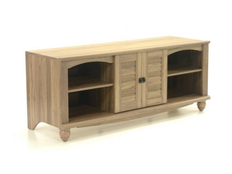 Sauder 415055 Harbor View Collection Entertainment For Harbor Wide Tv Stands (View 17 of 20)
