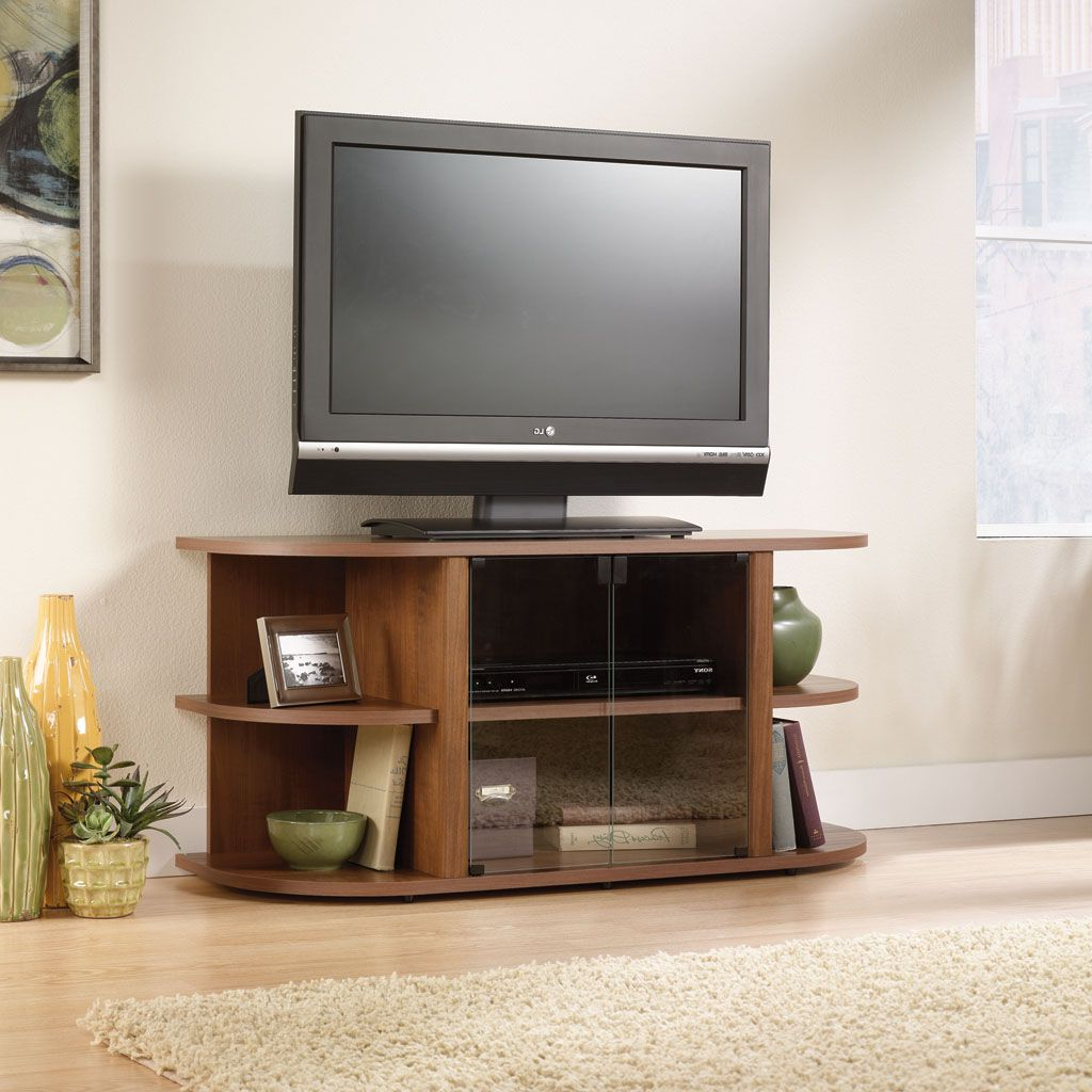 """Sauder Camber Hill 43"""" Tv Stand   Sauder Furniture Throughout Mathew Tv Stands For Tvs Up To 43"""" (View 10 of 20)"""